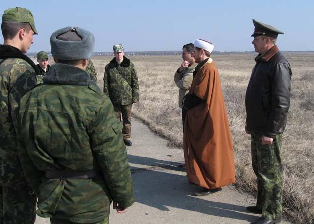 34124315478679 В России открылись курсы подготовки имамов для Вооруженных сил Ислам в России