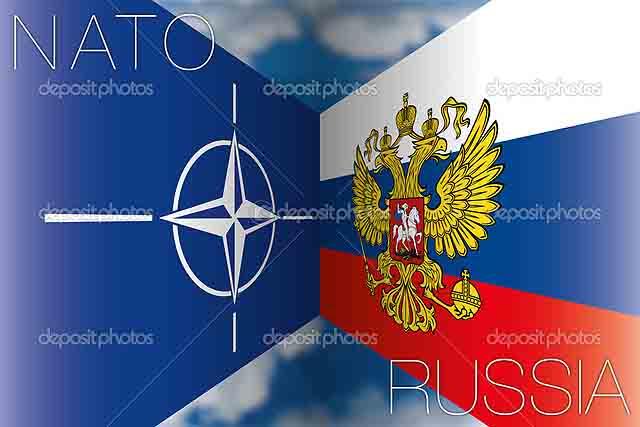 45366 НАТО нарушает договоренности и лезет в «русский огород» Защита Отечества