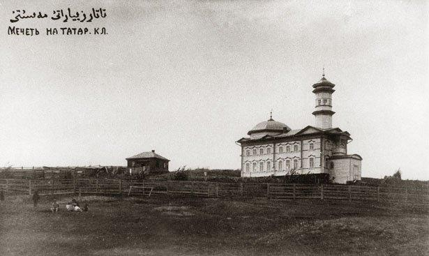 5-sob-mech Мечеть на уфимском косогоре Башкирия Блог писателя Сергея Синенко Ислам