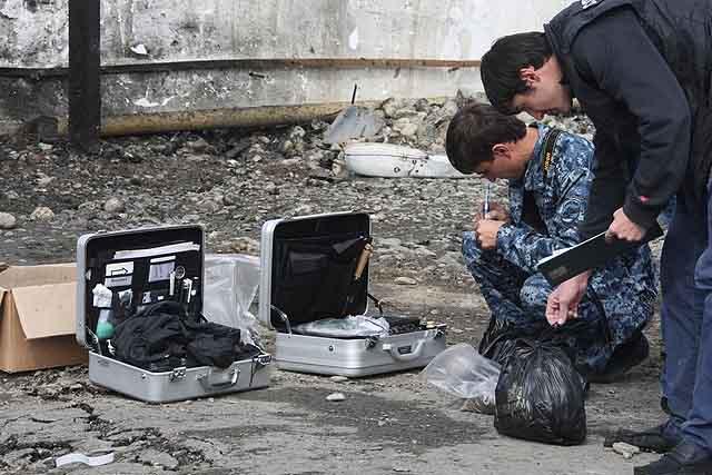 54478 Полицейские из Башкирии ранены в Грозном в результате теракта на КПП Антитеррор Башкирия