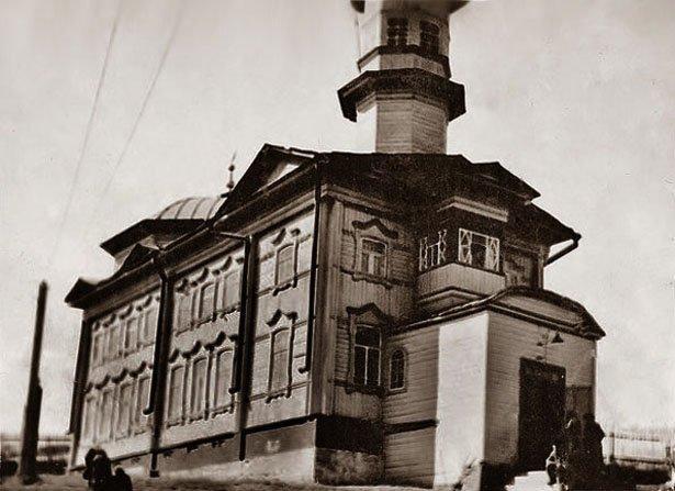5_soborn_methet Пятая соборная мечеть- Уфа от А до Я Ислам Уфа от А до Я