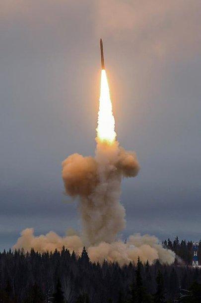 951587 Ракеты пятого поколения «Сармат» Защита Отечества Оренбургская область Свердловская область