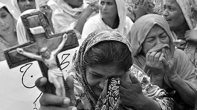 cristians-3442424 Массовое уничтожение христиан на Ближнем Востоке стало реальностью Православие