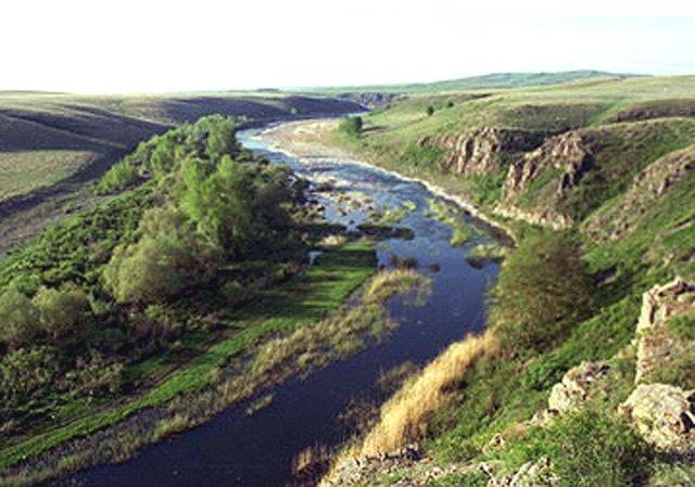 tanalik-u-tashtugaya Река Таналык в Башкирии Башкирия Посреди РУ