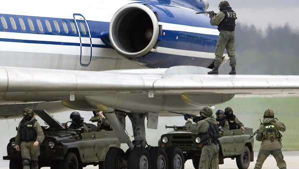 253 В Самаре предотвратили теракт на территории аэропорта «Курумоч» Антитеррор Самарская область