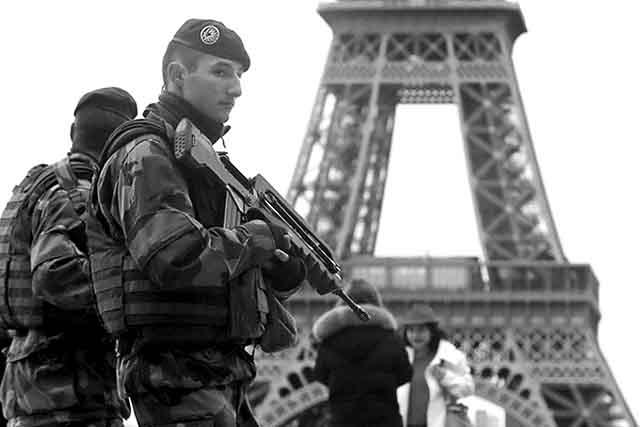 43144 Европейцев ждут десятилетия террора Антитеррор