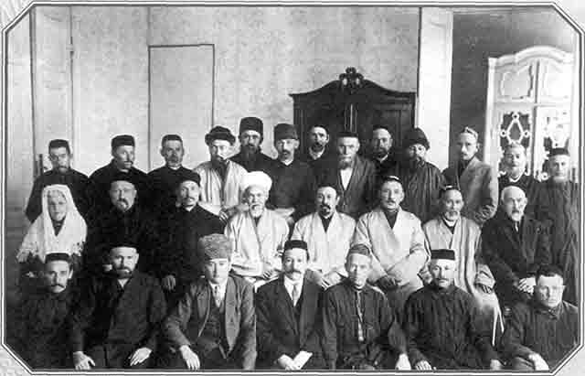 435425 Центральное духовное управление мусульман в 1920-е гг. Башкирия Ислам