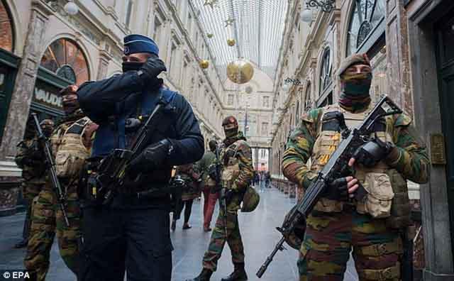 7986 Европейцев ждут десятилетия террора Антитеррор