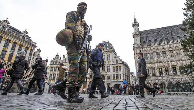 9767896 Европейцев ждут десятилетия террора Антитеррор