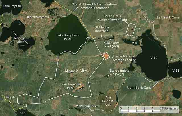 Mayak-414 Ядерный могильник «Маяк» в Озёрске Челябинской области увеличивает приём радиоактивных отходов Люди, факты, мнения Челябинская область Экономика и финансы