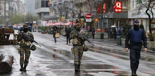 europe Европейцев ждут десятилетия террора Антитеррор