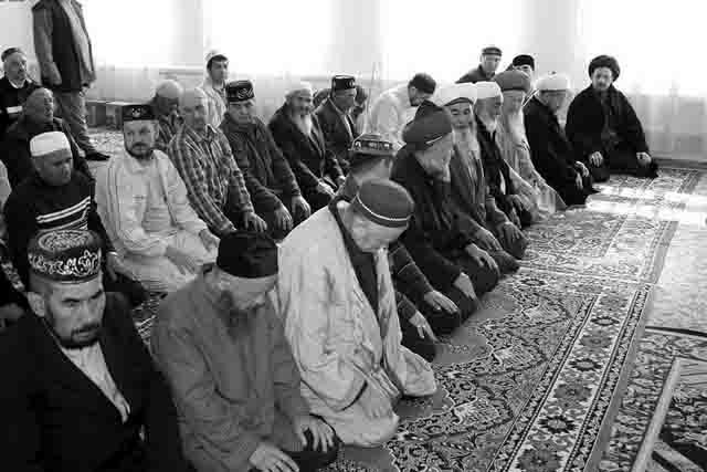600780-88 Суфизм на Южном Урале Башкирия Ислам в России Свердловская область Татарстан Челябинская область