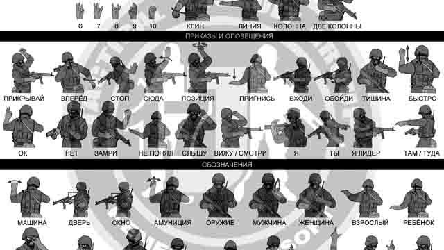 2525626 УРСН – учебная рота специального назначения Антитеррор