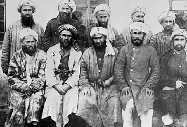 333777 Движения по восстановлению халифата Анализ - прогноз Блог Сергея Синенко Ислам