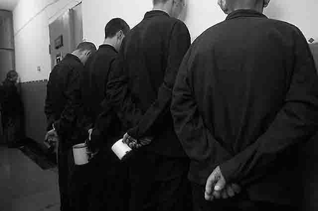 346376 Голодовка в исправительной колонии № 46 Невьянска Люди, факты, мнения Свердловская область