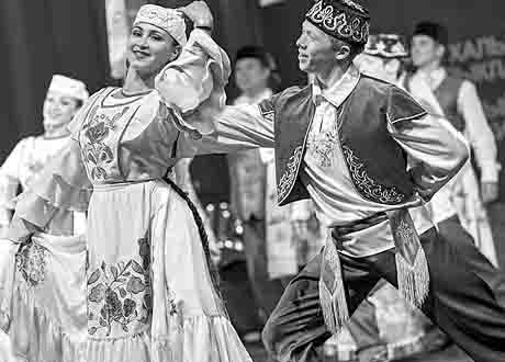 6367 Татарские праздники Нардуган и Науруз Народознание и этнография Татарстан