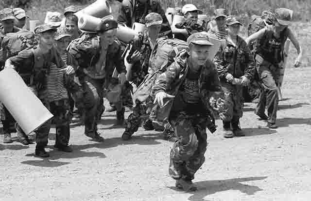 """882525262 Военно-патриотическое движение """"Юнармия"""" Защита Отечества"""
