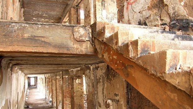 SH102856_22 Коридоры и лестницы Блог писателя Сергея Синенко Посреди РУ