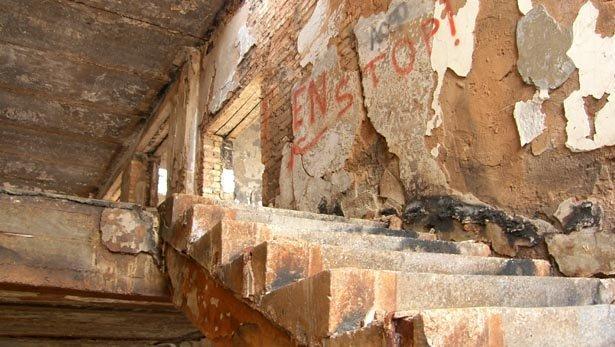 SH102857_22 Коридоры и лестницы Блог писателя Сергея Синенко Посреди РУ