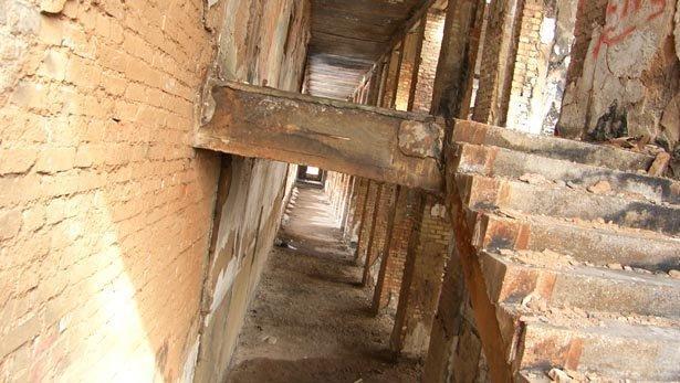 SH102860_22 Коридоры и лестницы Блог писателя Сергея Синенко Посреди РУ