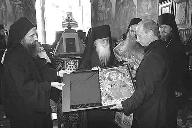 afon-2 Уроженец Челябинской области возглавил монастырь на греческом Афоне Православие