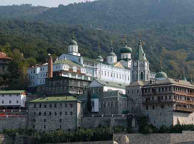 afon Уроженец Челябинской области возглавил монастырь на греческом Афоне Православие