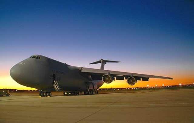 -транспортный-самолет-С-5 Военно-воздушные силы США - общий анализ Анализ - прогноз Защита Отечества