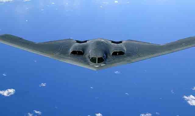 -2-Spirit Военно-воздушные силы США - общий анализ Анализ - прогноз Защита Отечества