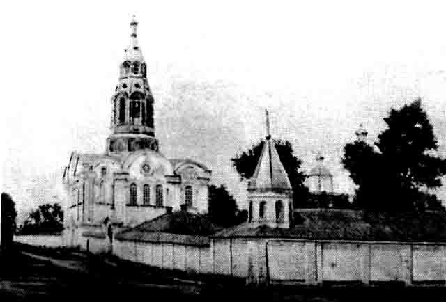 -монастырь-в-Мензелинске_6 Женский монастырь в Мензелинске Православие Татарстан