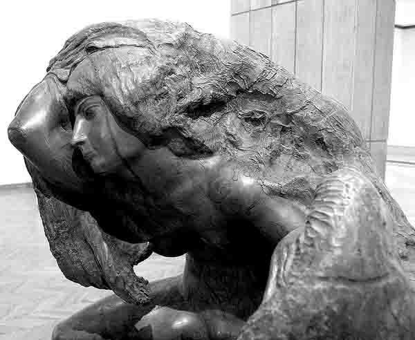В столице Мордовии вспоминали скульптора Эрзю Люди, факты, мнения Мордовия Фигуры и лица
