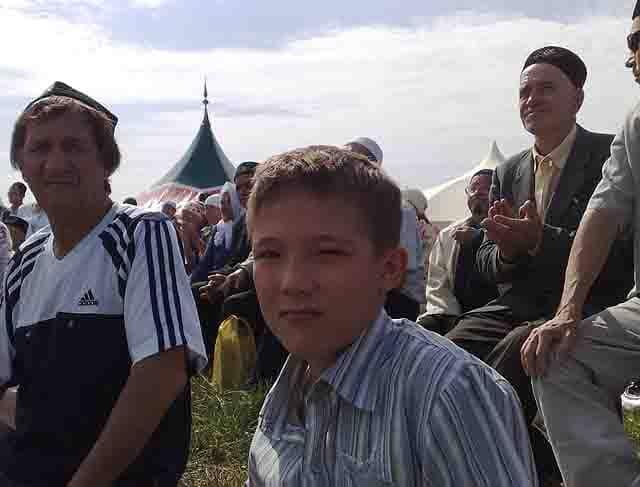 14062008014-2 Татарские обряды, связанные с рождением ребенка Народознание и этнография Татарстан