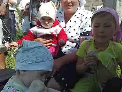 14062008035-2 Татарские обряды, связанные с рождением ребенка Народознание и этнография Татарстан