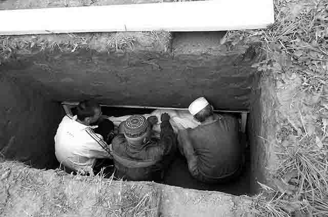 241455 Как организованы похороны у татар - старинные обычаи и обряды Народознание и этнография Татарстан