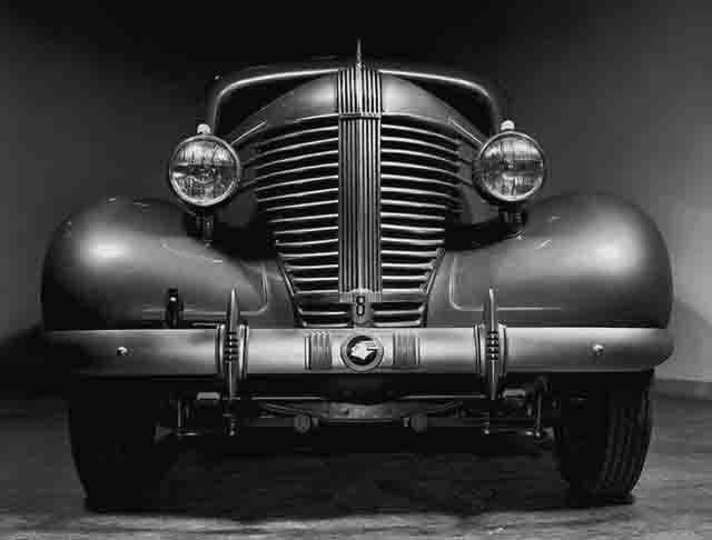423525 Коллекция автомобилей оренбургского атамана Белькова Люди, факты, мнения Оренбургская область