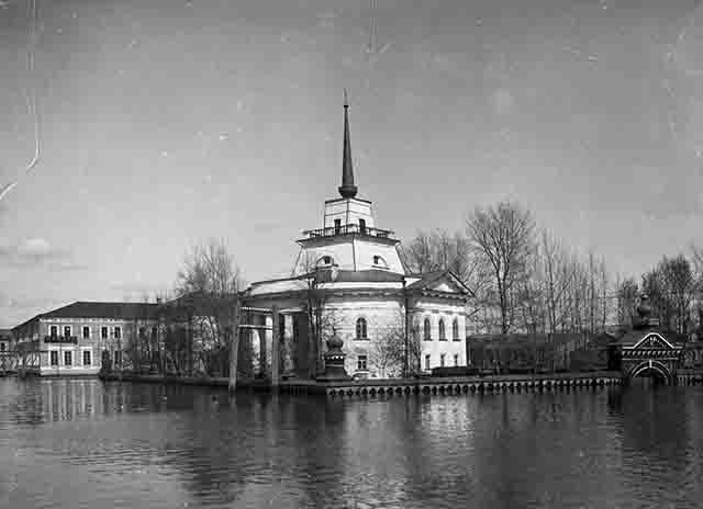 457474 Нижегородская ярмарочная мечеть Ислам Нижегородская область