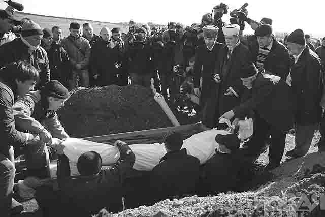 463637 Как организованы похороны у татар - старинные обычаи и обряды Народознание и этнография Татарстан
