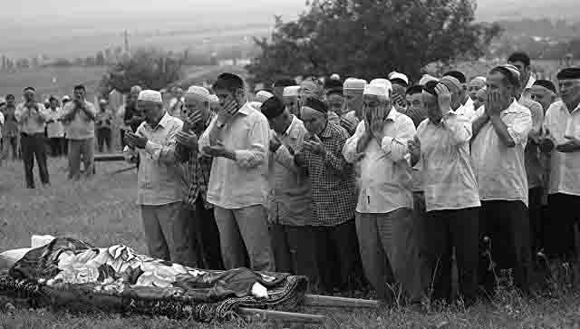 475488486 Как организованы похороны у татар - старинные обычаи и обряды Народознание и этнография Татарстан
