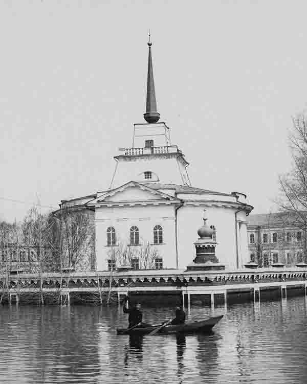 535456 Нижегородская ярмарочная мечеть Ислам Нижегородская область