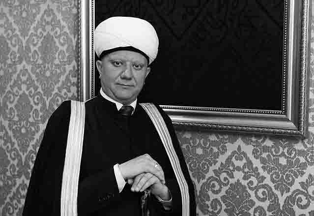 556 Муфтий Альбир Крганов получил личное приглашение Путина Ислам в России