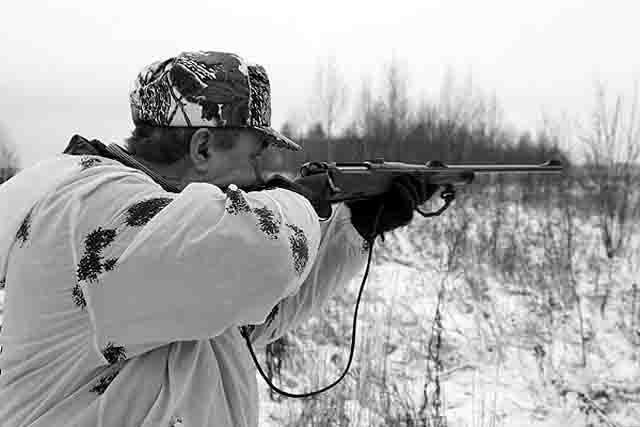 6457474 Житель Пермского края принял человека за кабана Люди, факты, мнения Пермский край