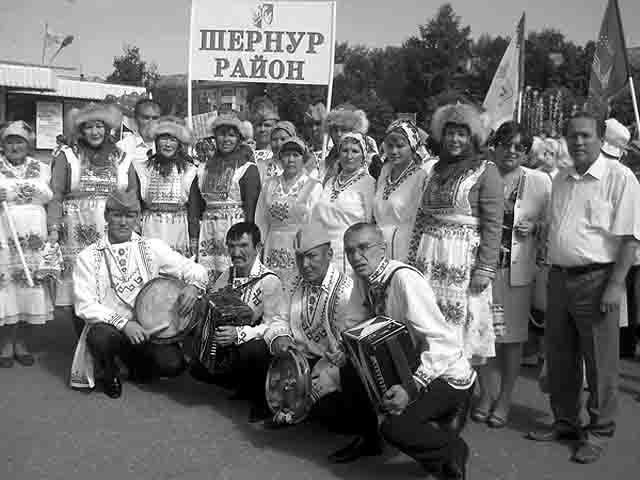 66 Марийский праздник Пеледыш пайрем Марий Эл Народознание и этнография