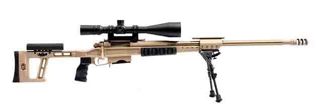 777-1 Снайперская винтовка «Точность» для групп антитеррора, ФСБ и ФСО Защита Отечества