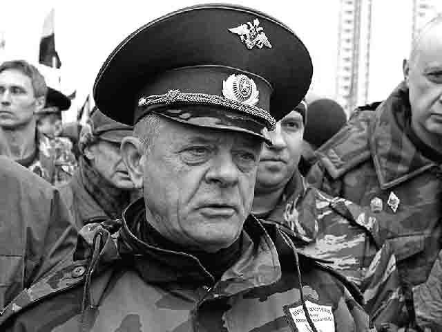 Kvachkov Ополчение имени К. Минина и Д. Пожарского Антитеррор