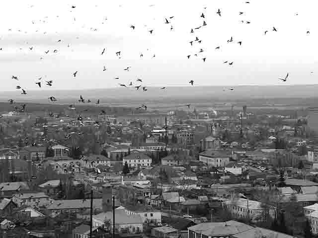 SH105622-2 Какая судьба ждет малые города российской глубинки? Анализ - прогноз