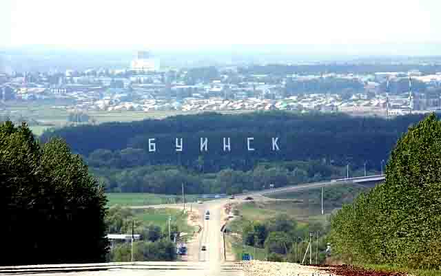 buinsk-medrese Медресе в городе Буинске (Татарстан) Ислам в России Татарстан
