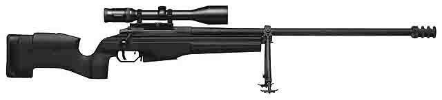 sako Снайперская винтовка «Точность» для групп антитеррора, ФСБ и ФСО Защита Отечества