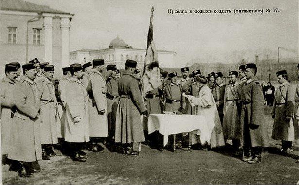 000_415235252 Российские мусульмане в начале Первой мировой войны Анализ - прогноз Ислам