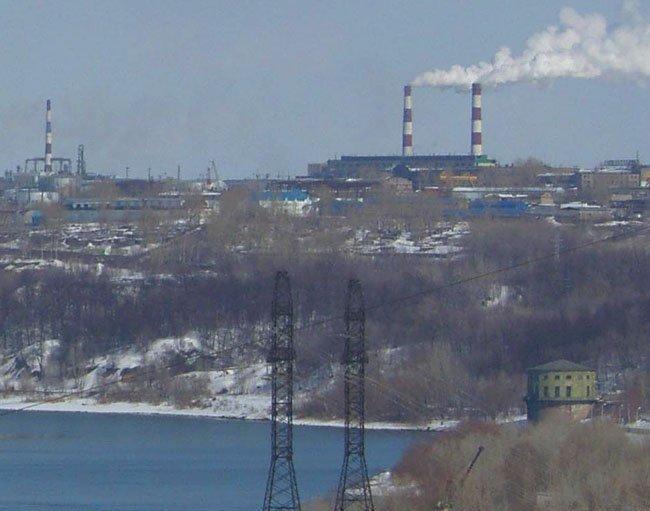 03-2501_2 Уфимский промышленный узел - Уфа от А до Я Уфа от А до Я Экономика и финансы