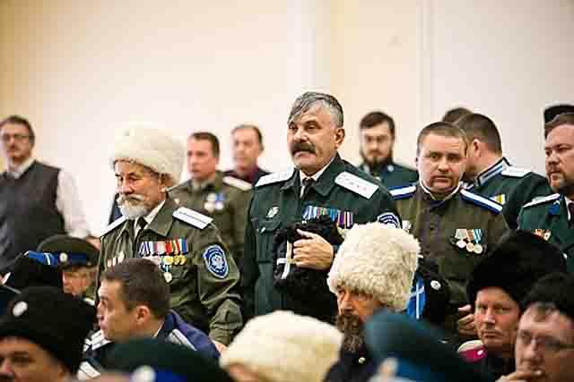 """1 """"Оренбургское казачье общество имеет для страны исключительную важность"""" Люди, факты, мнения Оренбургская область"""