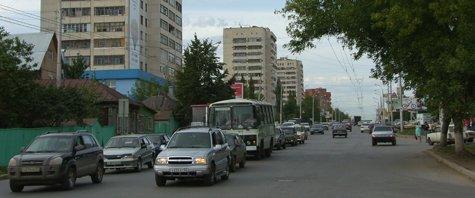 243252 Айская (Байкальская) улица - Уфа от А до Я Уфа от А до Я
